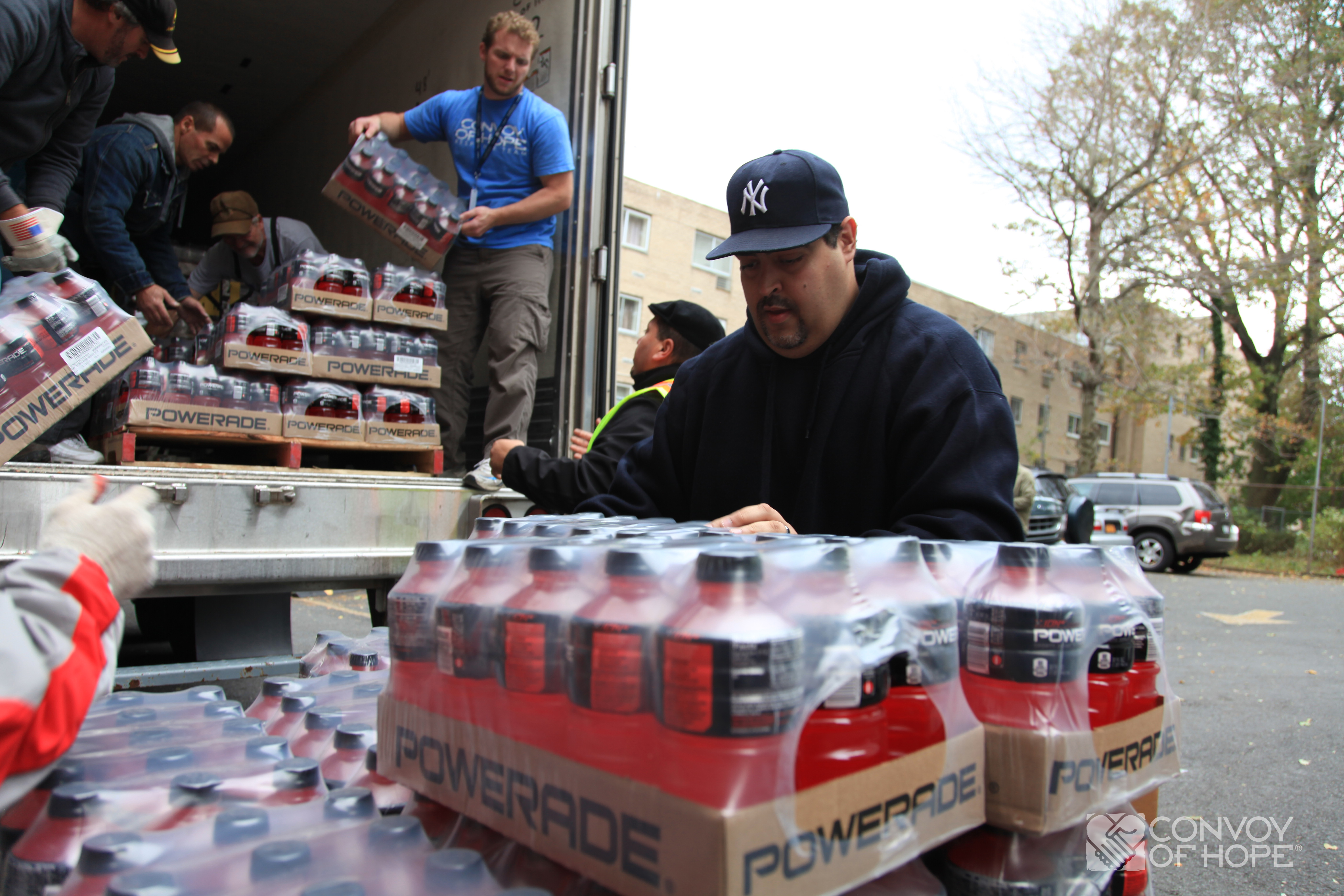 Convoy Hope Convoy of Hope Disaster Relief