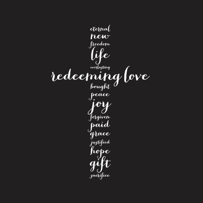 redeeming love cross